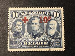 1918. N°: 163.RED CROSS. - 1918 Red Cross