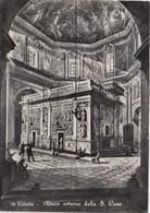 CARTOLINA  LORETO,ANCONA, MARCHE,ALTARE ESTERNO DELLA S.CASA,BELLA ITALIA,STORIA CULTURA,RELIGIONE,VIAGGIATA 1955 - Ancona