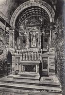 CARTOLINA  LORETO,ANCONA, MARCHE,ALTARE DELLA MADONNA,BELLA ITALIA,STORIA CULTURA,RELIGIONE,VIAGGIATA 1950 - Ancona