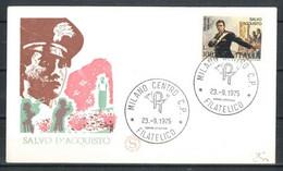 1975 - FDC (373) - F.D.C.