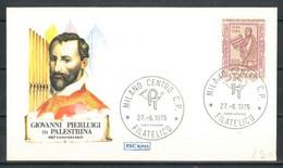 1975 - FDC (374) - F.D.C.