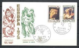 1975 - FDC (376) - F.D.C.