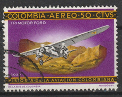 Colombia Y/T LP 454 (0) - Colombia