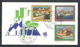 1976 - FDC (379) - F.D.C.