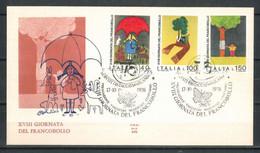 1976 - FDC (381) - F.D.C.