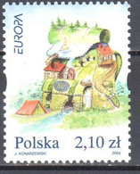 Poland 2004 - EUROPA - Mi 4106 - MNH(**) - Unused Stamps