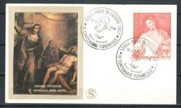1976 - FDC (389) - F.D.C.