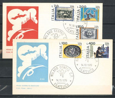 1976 - FDC (391) - F.D.C.