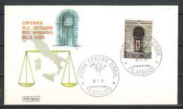 1976 - FDC (393) - F.D.C.
