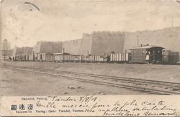 PEKIN - PEGING - La Gare - Bahnhof - China