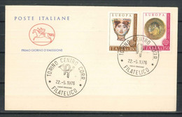 1976 - FDC (396) - F.D.C.