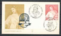 1976 - FDC (397) - F.D.C.