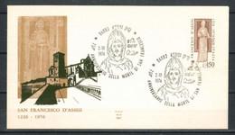 1976 - FDC (398) - F.D.C.