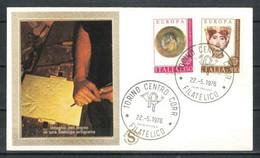 1976 - FDC (399) - F.D.C.