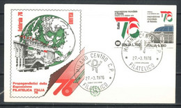 1976 - FDC (401) - F.D.C.