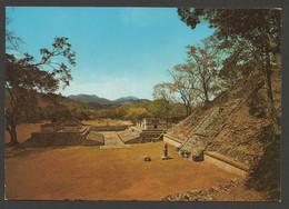 HONDURAS Ruinas De COPAN  Vista De La Cancha Del Juego De Pelota / Avant 1986 / Non Voyagée - Honduras
