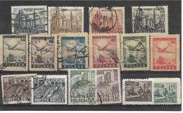 POLONIA - SELECCION SERIES COMPLETAS USADAS EN EXCELENTE ESTADO - Used Stamps