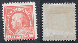 Etats Unis 1912 Yvert 186 9 C - Unused Stamps
