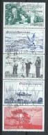 Bande Série De Suède émise En 1977 N° 965/969 Oblitérée. Roslagen - Used Stamps