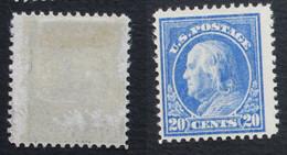 Etats Unis 1912 Yvert 191 20c - Unused Stamps