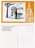 Carte  Exposition  PEYNET   Saint Amand Les Eaux 2002 - Peynet