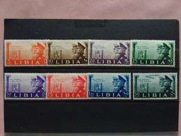 COLONIE ITALIANE - LIBIA - Fratellanza D'armi P.O. + P.A. Nuovi * (1 Valore Spellato) + Spese Postali - Libyen