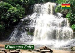 Ghana Kintampo Falls New Postcard - Ghana - Gold Coast