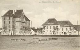 """CPA FRANCE 57 """" Sarrebourg, Les Casernes"""". - Sarrebourg"""