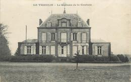 """CPA FRANCE 28 """" Le Thieulin, Le Château De La Couture"""". - Other Municipalities"""