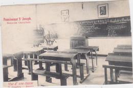 Begijnendijk - Deelgemeente Betekom - Pensionaat St Joseph - Zicht In De Klas (gelopen Kaart Met Zegel) - Begijnendijk