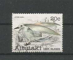 Aitutaki 1981 Bird Y.T. 295 (0) - Aitutaki