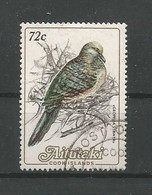 Aitutaki 1984 Geopelia Striata Y.T. 392 (0) - Aitutaki