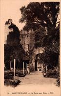 Montrichard La Porte Aux Rois      CPA - Montrichard