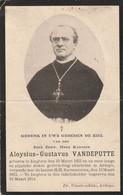 Priester, Prêtre, Abbé, Aloysius Vandeputte, Izegem, Ardooie, 1913 - Godsdienst & Esoterisme