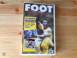 Edition Atlas - Les Grands Buteurs (VHS) - Sport