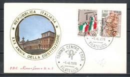 1976 - FDC (404) - F.D.C.