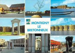 78 - Montigny Le Bretonneux - Multivues - Montigny Le Bretonneux