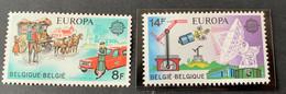 1979 - Europa, Verbindingen - Postfris/Mint - Unused Stamps