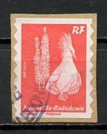 Nouvelle Calédonie - Neukaledonien - New Caledonia 2014 Y&T N°(1) - Michel N°(?) (o) - Sans Valeur Cagou - Used Stamps