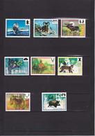 50° ANNIVERSAIRE DE L'ASSOCIATION POLONAISE DE CHASSE/NEUF * /UNE SéRIE DE 8 VAL./ N° 2091/2098 YVERT ET TELLIER - Unused Stamps