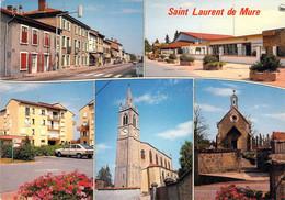 69 - Saint Laurent De Mure - Multivues - Other Municipalities