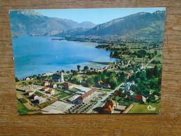 Sevrier , Vue Générale Aérienne Et Lac D'annecy - Autres Communes