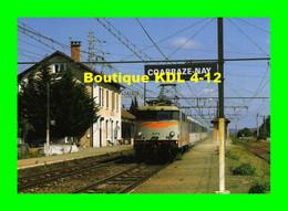 RU 0686 - Train - Loco BB 9278 En Gare - COARRAZE NAY - Pyrénées Atlantiques - SNCF - Andere Gemeenten
