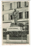CPA Carte Postale Italie Salo- Lago Di Garda Monumento Giuseppe Zanardelli 1917 VM30326 - Brescia