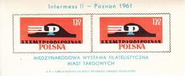 30° FOIRE DE POZNAN/NEUF */ BLOC N° 27 YVERT ET TELLIER 1961 - Blocks & Sheetlets & Panes