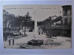 FRANCE - BOUCHES-DU-RHÔNE - AUBAGNE - Place De La Pyramide Et Cours Legrand - Aubagne