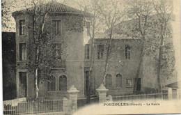 POUZOLLES (Herault) La Mairie  RV - Other Municipalities