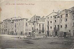 X122072 CATALUNYA BARCELONA LA ANOIA IGUALADA PLAZA DEL ANGEL - Barcelona