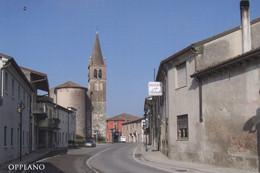 (P380) - OPPEANO (Verona) - Uno Scorcio Del Paese - Verona