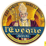 ETIQU. Laiterie Moderne Du ROCHER à SAVIGNE LEVEQUE Sarthe - Cheese
